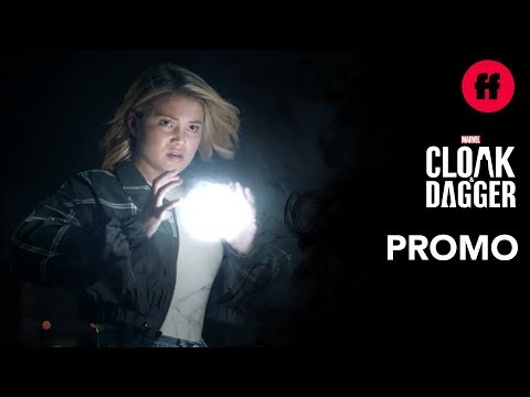 Marvel's Cloak & Dagger | Tandy & Tyrone Have Been Practicing | Freeform