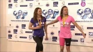 Melani Costa | Open Palma 400 libres | 13/04/2014 | IB3tv