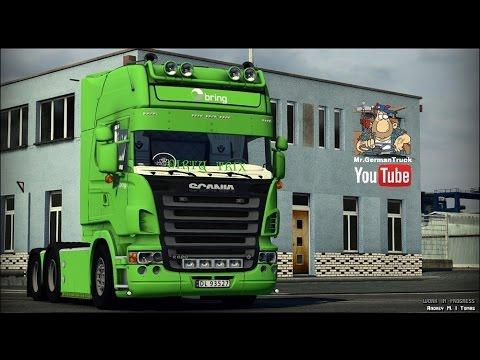 Scania R620 Bring v2.7