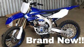 9. NEW 2020 Yamaha yz250f
