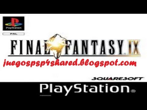 final fantasy ix psp iso