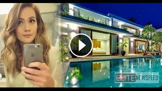 Bea Alonzo And Her Multi-Million Worth Of Mansion In Quezon City