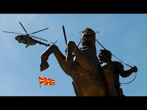 ΠΓΔΜ: Προβάδισμα για το «Ναι» στο δημοψήφισμα