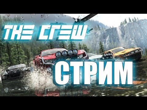 Воскресный стрим The Crew: пробуем побеждать!