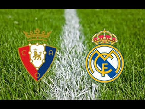 Osasuna vs Real Madrid 1-3 All Goals & Highlights