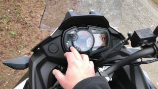 9. Kawasaki Versys-X 300 - My inital thoughts.