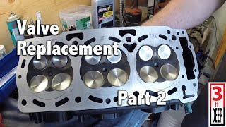 6. How To: Sea-Doo 4-TEC Engine Valve Replacement (Part 2 of 2)