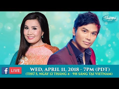 Livestream với Mạnh Quỳnh & Hạ Vy - April 11, 2018 - Thời lượng: 1:31:53.