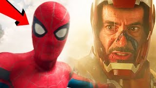 Video Lo que No notaste en SpiderMan Homecoming Trailer 3- Análisis En Español MP3, 3GP, MP4, WEBM, AVI, FLV Mei 2017