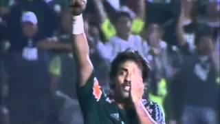 Gols De Valdivia e Thiago Heleno Jogo Realizado Na Arena Barueri - 05/07/2012.