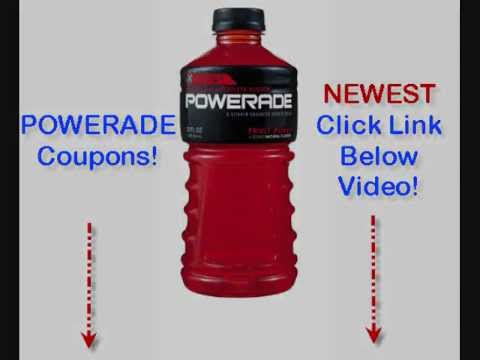 Powerade Coupons - Newest July Powerade Coupon Printable Online 2012