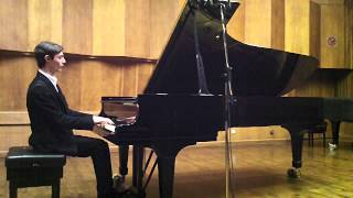 Adi Neuhaus \ Scriabin, Sonata Fantasie in G sharp minor, op. 19