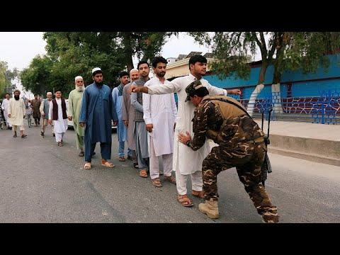Afghanistan: Mindestens drei Tote bei Präsidentenwahl- ...