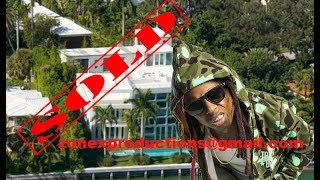 Lil Wayne $18 Million dollar miami mansion SOLD for ONLY $8 mil,bought by birdman associate!