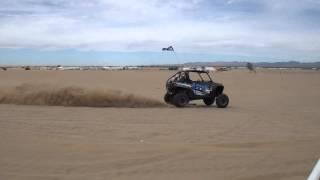 9. UTV Inc 265 HP Turbo Apex Polaris RZR XP Glamis CA Wheelie
