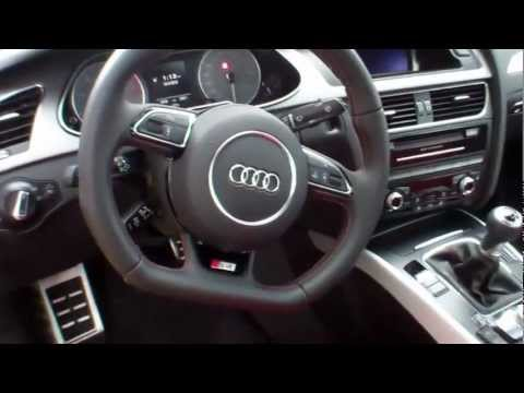 2013 Audi S4 Review by In Wheel Time