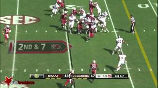 Mike Davis vs Mississippi State (2013)