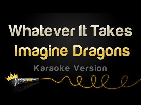 Imagine Dragons - Whatever It Takes (Karaoke Version)