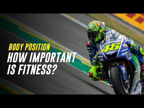 Motorcycle Body Position: How Important is Fitness?