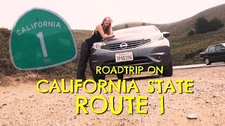 Roadtrip on USA's Most Scenic Highway
