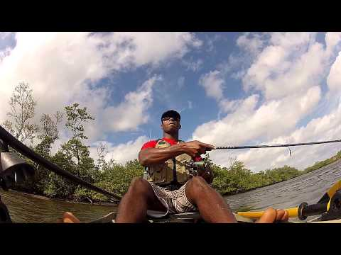 Ocean Kayak Big Game Angler II Overview