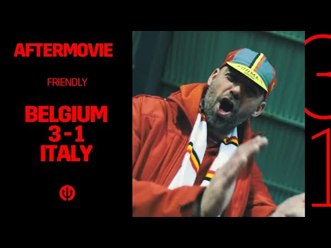 #TousEnsemble : Belgique - Italie, the aftermovie