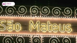 A iluminação da Feira de São Mateus 2016