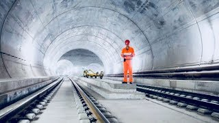 Nonton World S Longest Tunnel   How It Was Built   Full Documentary Film Subtitle Indonesia Streaming Movie Download
