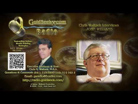 GSR interviews JOHN WILLIAMS - April 19, 2018 Nugget