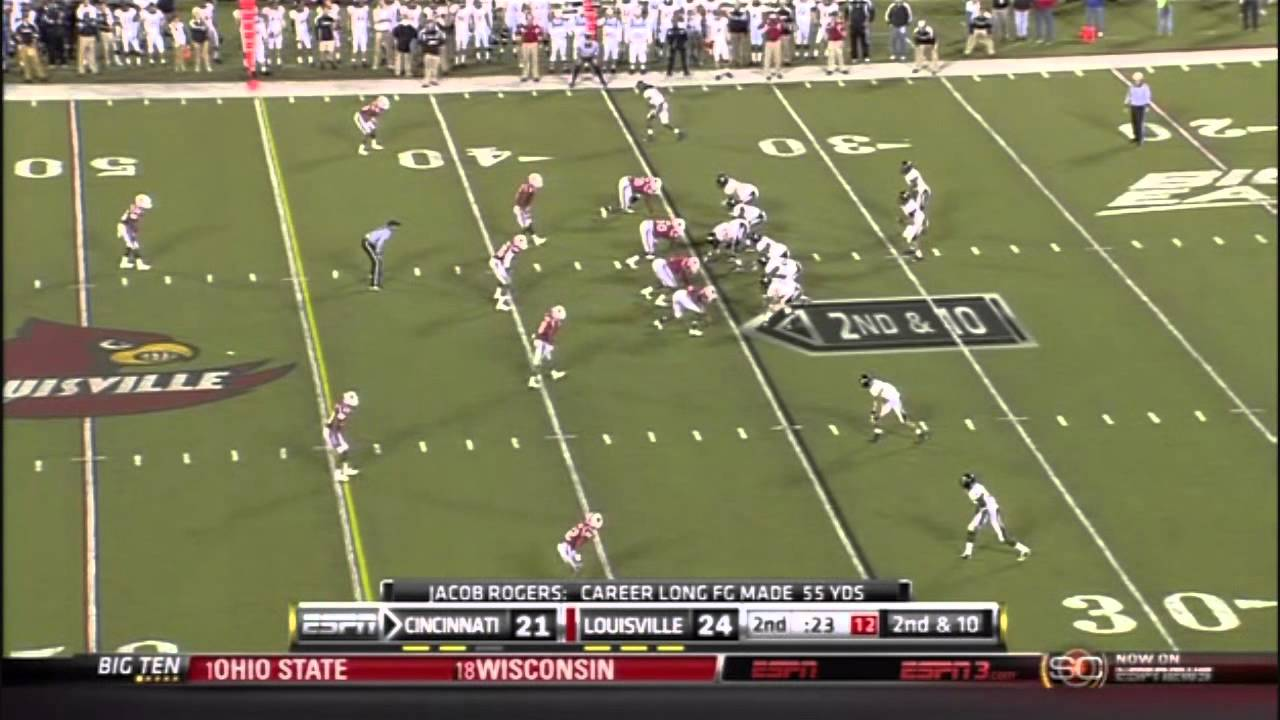 Isaiah Pead vs Louisville (2010)