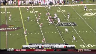 Isaiah Pead vs Louisville 2010