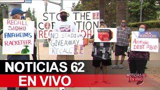 Activistas lanzan la voz en defensa a los indigentes – Noticias 62 - Thumbnail