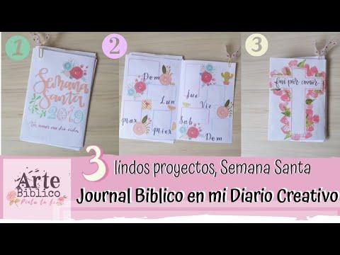 Tarjetas de amor - JOURNAL BÍBLICO en mi DIARIO CREATIVO (Semana Santa)