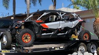 8. Can Am Maverick X X3 Max Rs Turbo R (Tour)