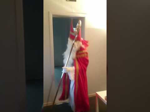 Saint Nicolas danse chute