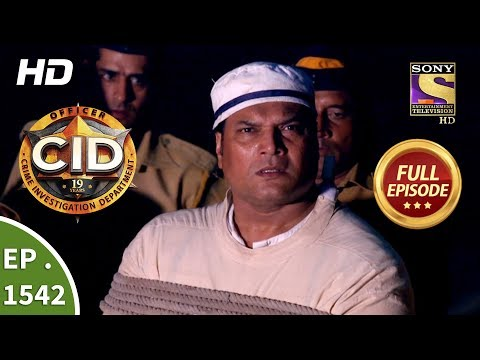 CID - Ep 1542 - Full Episode - 7th  October, 2018