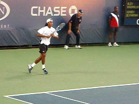 Somdev Devvarman en el US Open de 2009