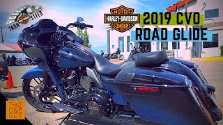 6. 2019 Harley-Davidson CVO Road Glide | Incredible looks, impressive performance