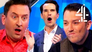 Video Lee Mack STUNS EVERYONE With His 9-Letter Word!!   8 Out Of 10 Cats Does Countdown   Lee Mack Pt. 1 MP3, 3GP, MP4, WEBM, AVI, FLV Mei 2018