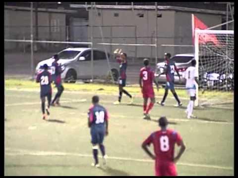 St Ann's Rangers (1-1) Caledonia AIA