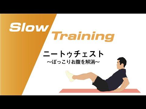 スロートレーニング(下腹部編)