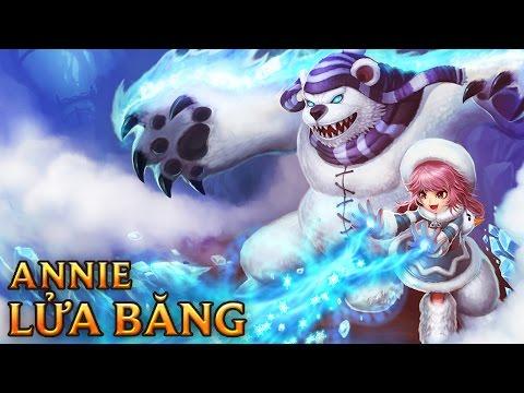 Annie Lửa Băng