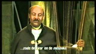 Alemu Aga - Interview About The Begenna -The Harp Of David From Ethiopia -Part 1