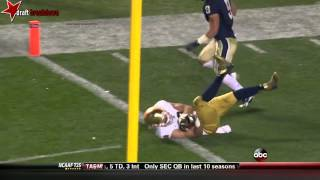 Ben Koyack vs Arizona State & Pitt (2013)