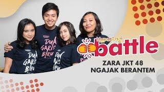 Video Zara JKT48 Bikin Ribut Game Jawab Cepat #KapanLagiBattle MP3, 3GP, MP4, WEBM, AVI, FLV Juli 2019