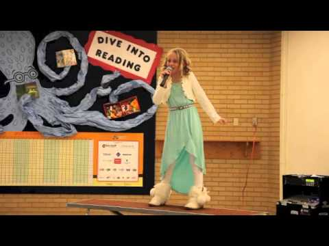 Let It Go From Disney's Frozen Performed By Get Away Today's Jaycee