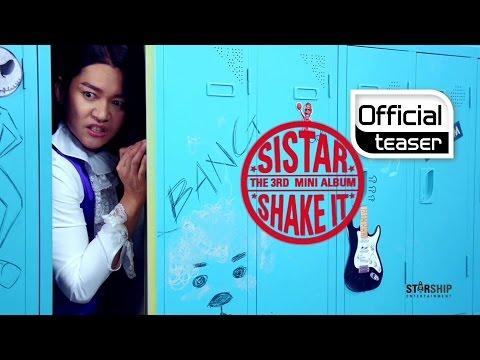 SISTAR - Shake It [Teaser…