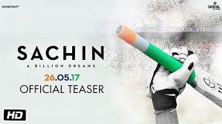 Sachin A Billion Dreams - Official Teaser