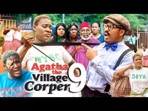 AGATHA THE VILLAGE CORPER SEASON 9 (MERCY JOHNSON) 2021 Recommended Nigerian Nollywood Movie 1080p