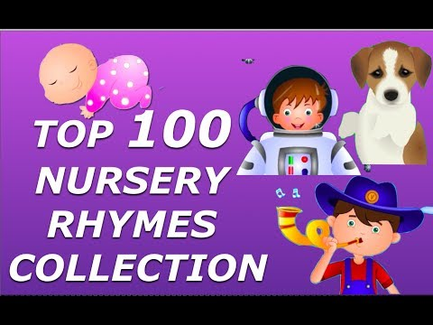 Children - Here comes the popular nursery rhyme